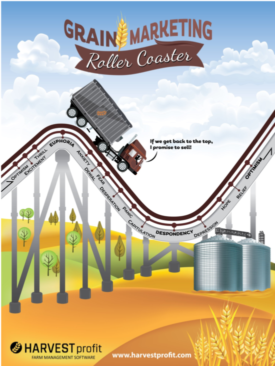 Grain Marketing Roller Coaster